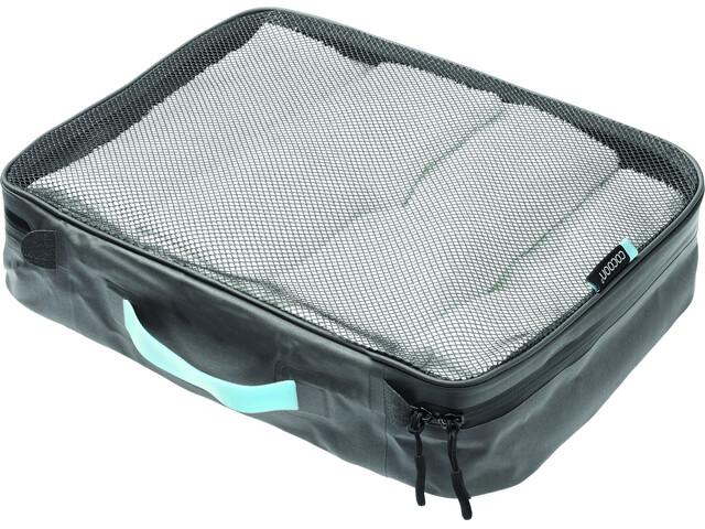 Cocoon Packing Cube Avoimella verkolla ylhäällä Large, blue